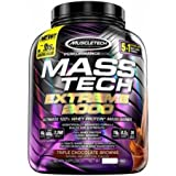 MuscleTech Mass-Tech Extreme 2000 with Triple Chocolate Brownie - 6lbs