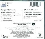 Bizet: Roma ; Lalo: Le Roi D'ys, Rhapsodie Norvegienne (Forlane)