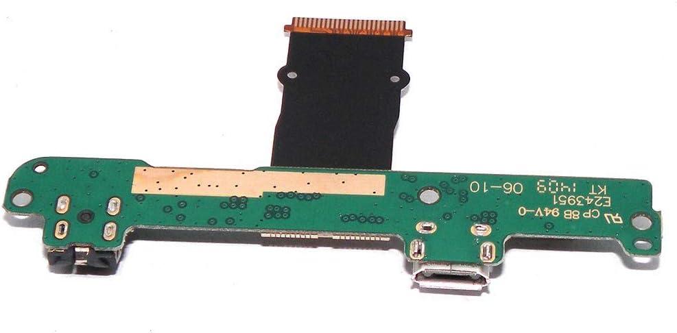 NEW Huawei Mediapad 10 Link S10-201 S10-201u USB Charging headset flex cable