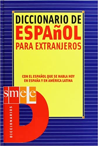 amazon diccionario de espanol para extranjeros ele spanish