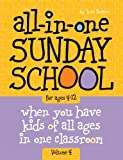 All-In-One Sunday School Volume 4, Group Publishing Staff and Lois Keffer, 0764449478