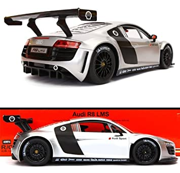 RASTAR RC AUDI R8 LMS 1:14 REMOTE CONTROLLED SPORT CAR RTR: Amazon ...