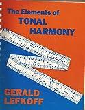 The Elements of Tonal Harmony 9780935964028