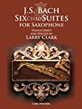 img - for WF162 - J.S. Bach: Six Cello Suites for Saxophone book / textbook / text book