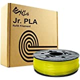 XYZprinting RFPLCXEU03J Filament PLA (NFC), 600 g, Klar Gelb