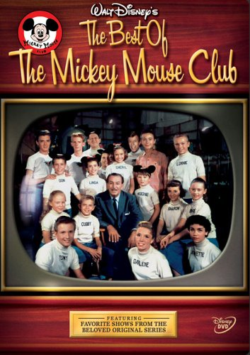 The Best of the Original Mickey Mouse Club (Diamond Fleece Blanket)