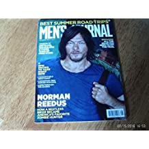 Men's Journal Magazine (July/August, 2016) Norman Reedus Walking Dead Cover