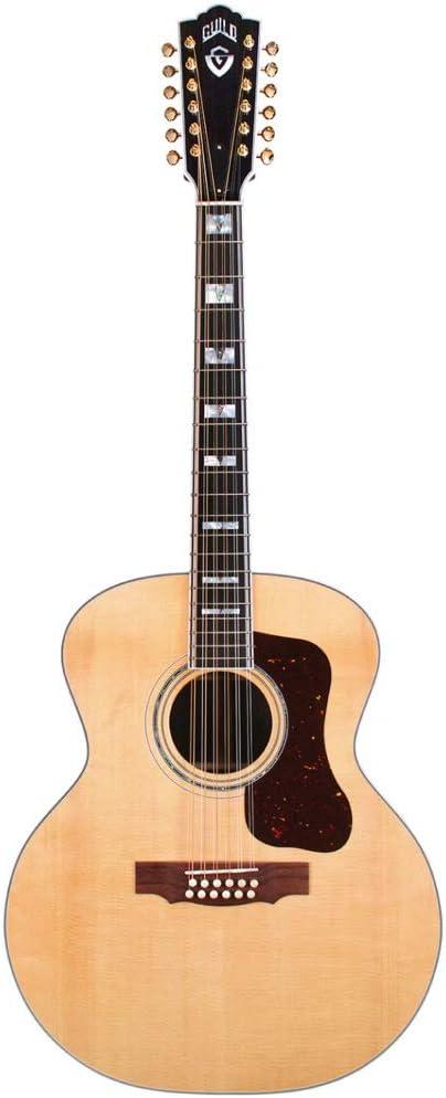 Guild F-512E 12-String - Natural
