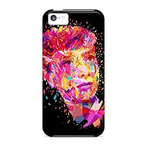 Cute High Quality Iphone 5c Abstract Audrey Hepburn Case