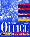 Microsoft Office Starter Kit for Macintosh, Hayden Development Group Staff, 1568301731