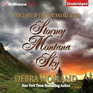 Stormy Montana Sky Hörbuch