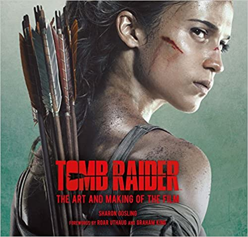 Descargar Por Utorrent Tomb Raider: The Art And Making Of The Film PDF A Mobi