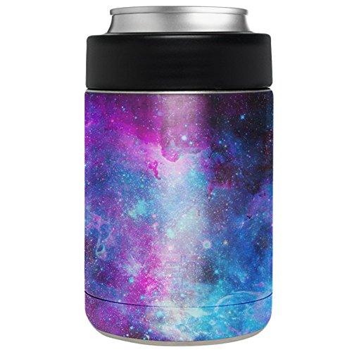 Aretty - Blue Space Galaxy Star Nebula Vinyl Skin Decal for the Yeti Rambler Colster (Colster Not Included)