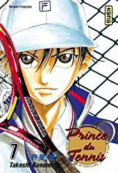 Prince du Tennis, tome 7