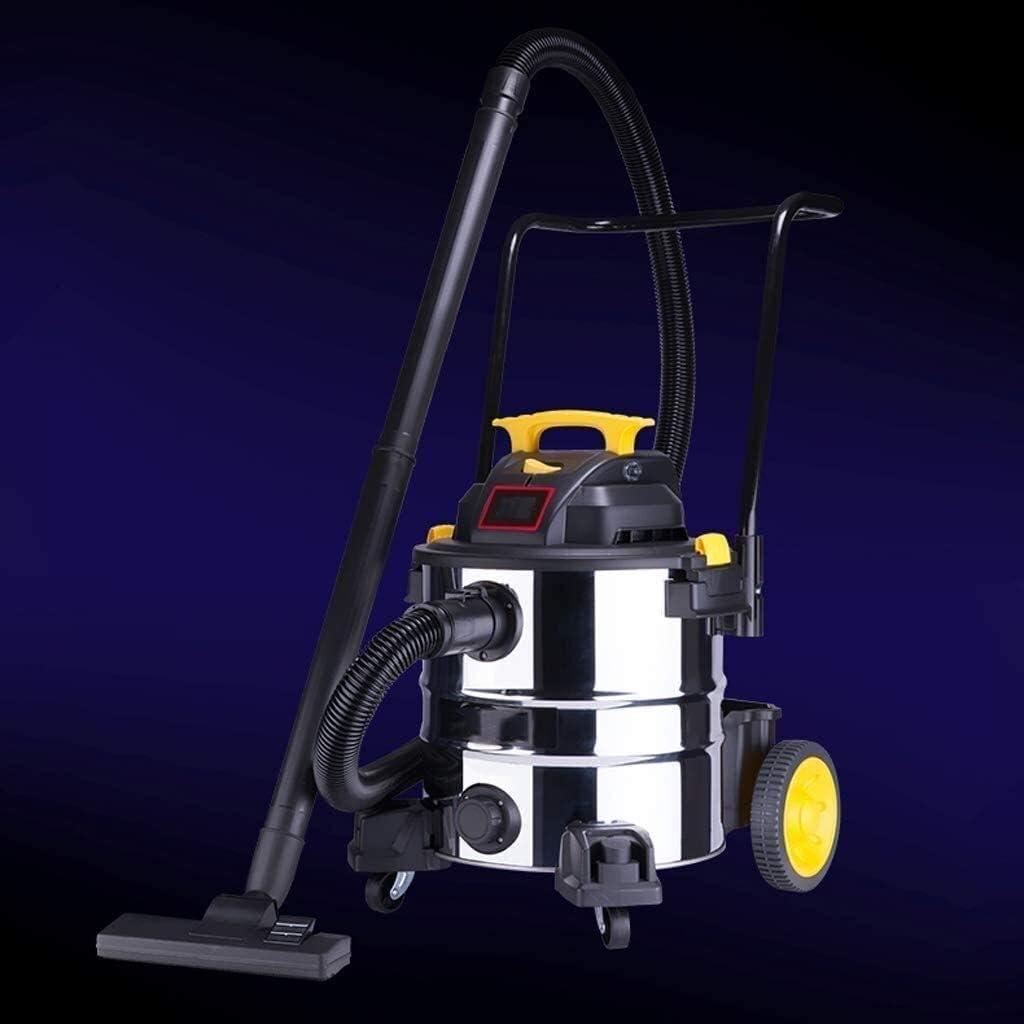 NNPE Húmeda y Seca for aspiradoras sin Bolsa 30L Acero Inoxidable Industrial Power 1200w 220v 0826: Amazon.es: Hogar