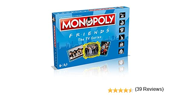 Monopoly Friends: Amazon.es: Libros en idiomas extranjeros