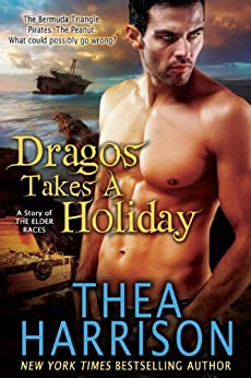 Dragos Takes A Holiday (A Novella of the Elder Races) by [Harrison, Thea]
