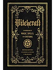 Witchcraft: A Handbook of Magic Spells and Potions: 1