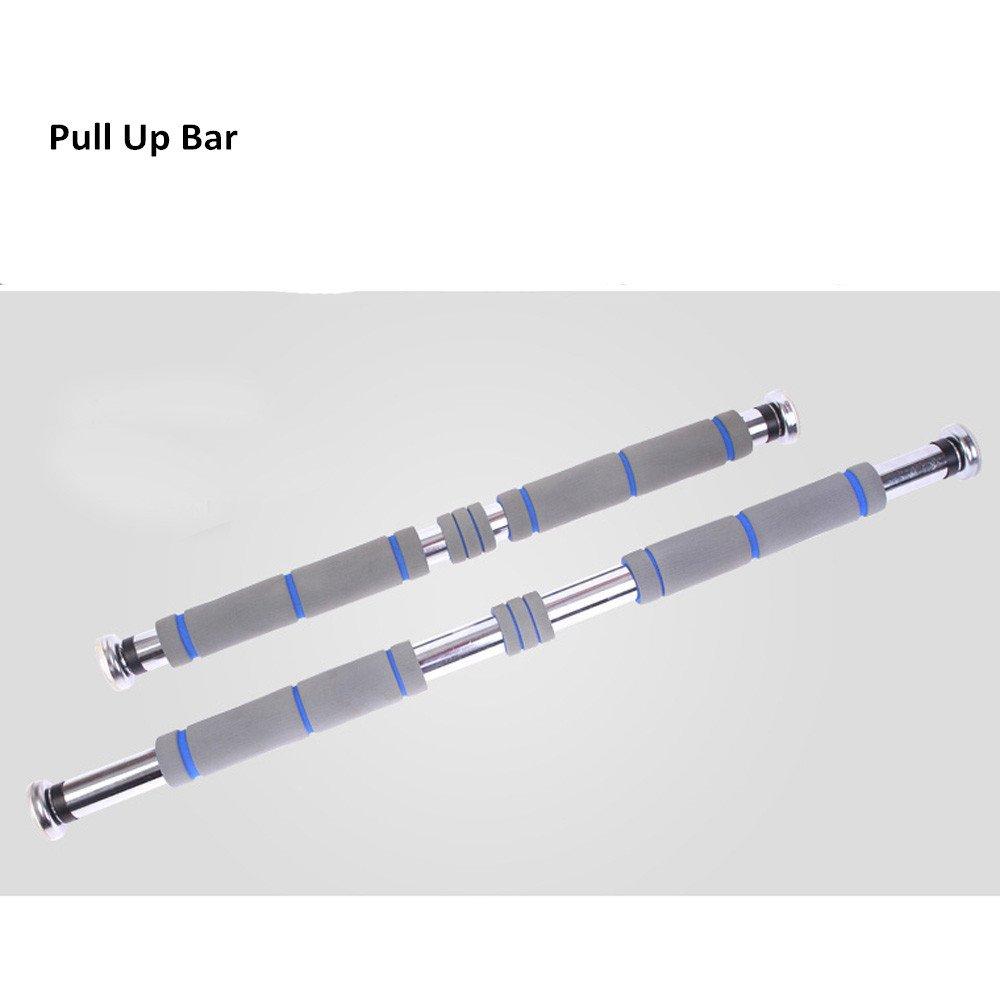 Helang Pull-Up Bars Doorway Chin up Bar with Comfortable Grips Horizontal Bar Portable Fitness Equipment by Helang