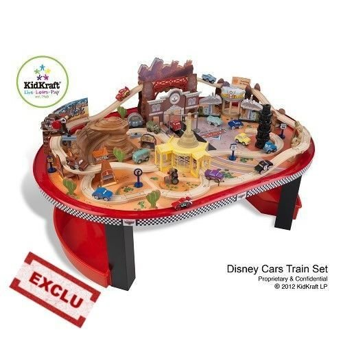 Pleasing Kidkraft Disney Cars Radiator Springs Race Track Set And Table Download Free Architecture Designs Scobabritishbridgeorg