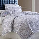 Company C Aria Duvet Cover, King, Spa