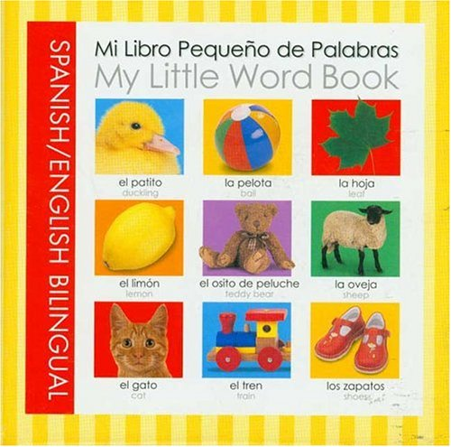 Playtime Learning: My Little Word Bi-ling: special pdf epub
