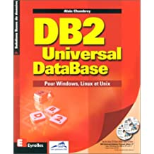 DB2 UNIVERSAL DATABASE (ET CD)