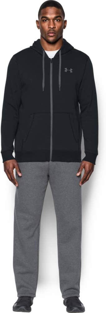 Sudadera Hombre Under Armour Rival Fitted Full Zip