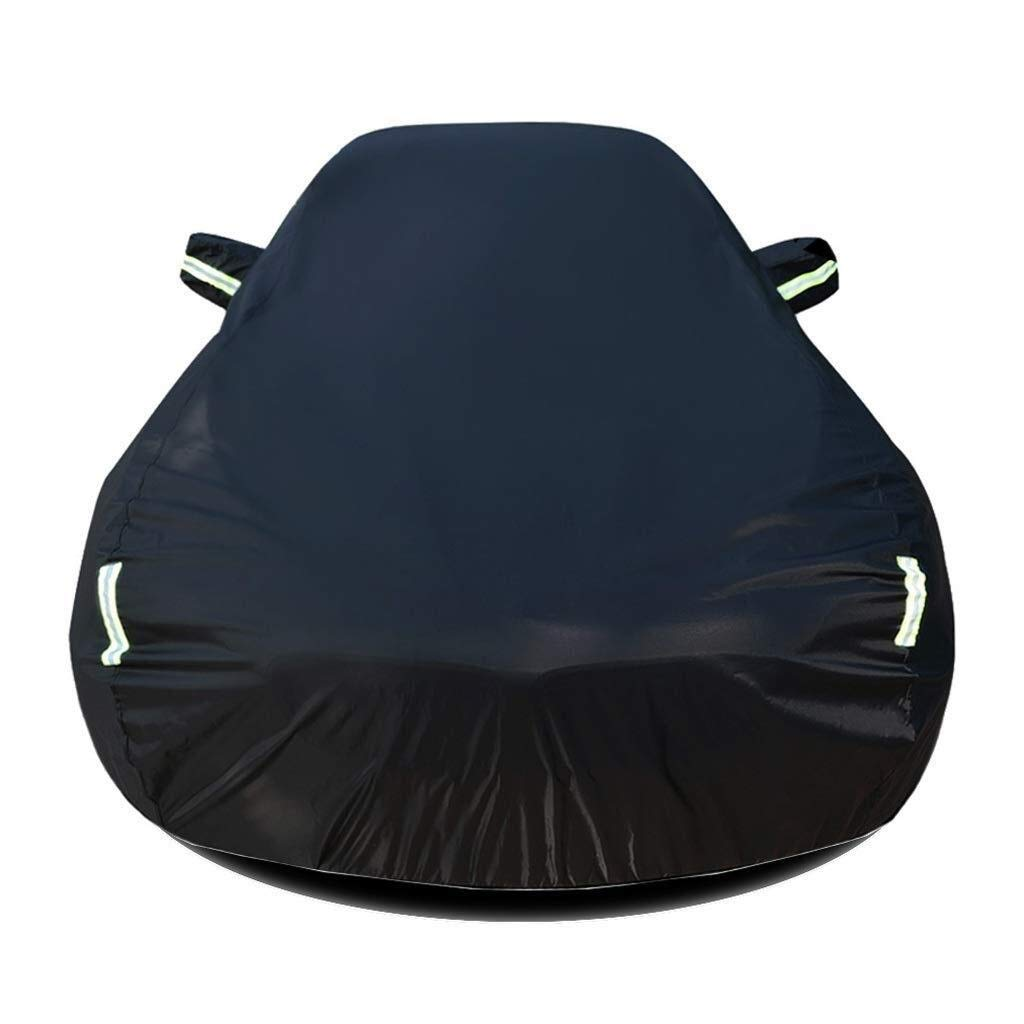 TD Couverture De Voiture Compatible avec La B/âche De Protection for Voiture Bentley Continental GT /ÉTanche /à La Pluie R/éSistant Aux Rayures Color : Black
