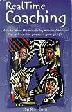 Realtime Coaching, Ron Ernst, 0966886801