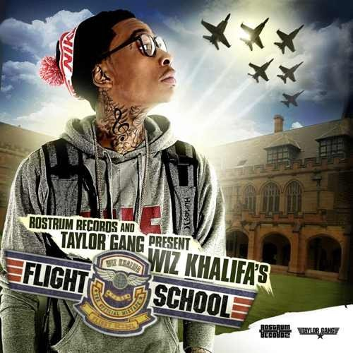 WIZ KHALIFA - FLIGHT SCHOOL (MIXTAPE) (Best Of Jay Z Mixtape)
