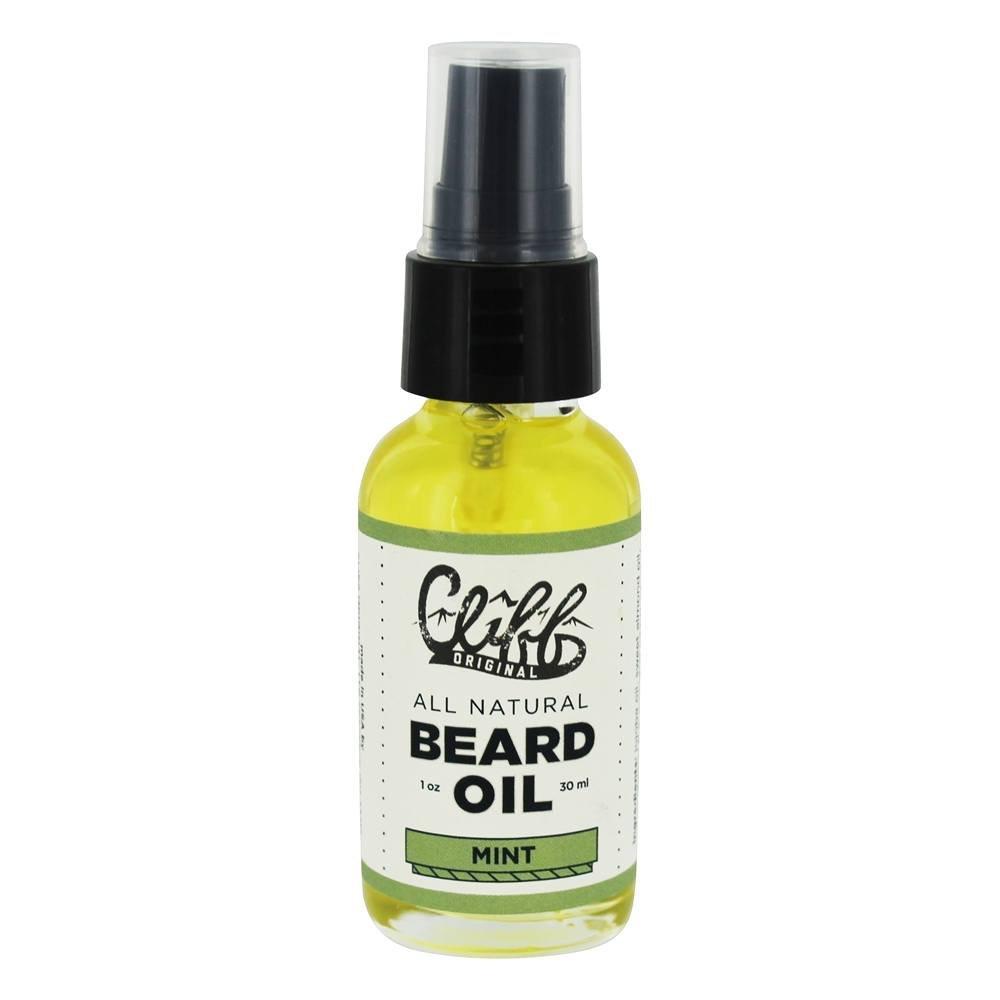 Cliff Original - All Natural Beard Oil Bay Rum - 1 oz.