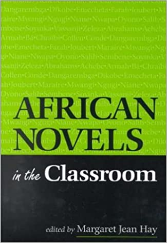 Book African Novels in the Classroom