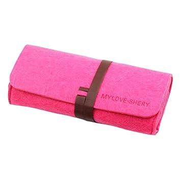 Felt Holder Lunettes Box Lunettes de soleil Mode Téléphone / Cosmetic Bag-03 Yubysg2TzC