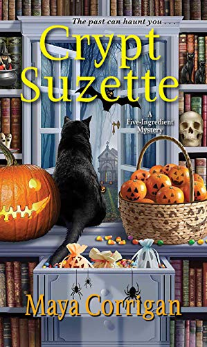 Crypt Suzette (A Five-Ingredient Mystery Book 6)