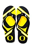 Oregon Ducks Official NCAA Unisex Flip Flop Beach Shoes Sandals slippers size XS