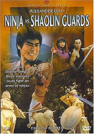 Ninja Vs Shaolin Guards [USA] [DVD]: Amazon.es: Lou/Tai ...