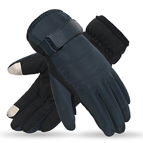 X-Prime Winter Warm Sports Outdoor Touchscreen Fashion Casual Cold Weather Gloves For...