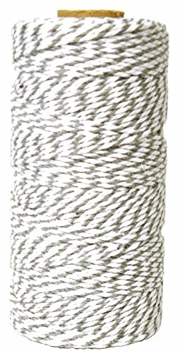 just-artifacts-eco-bakers-twine-110yd-12ply-striped-grey-decorative-bakers-twine-for-diy-crafts-and-