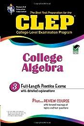 CLEP College Algebra w/ TestWare CD