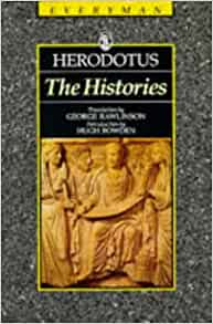 herodotus the histories book 2 86 (histories 273) [8] but unlike herodotus,  species that may illuminate one of the most bizarre passages in herodotus's histories [84] in book 3,  [86.