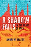 Front cover for the book A Shadow Falls In The Heart of Java by Andrew Beatty