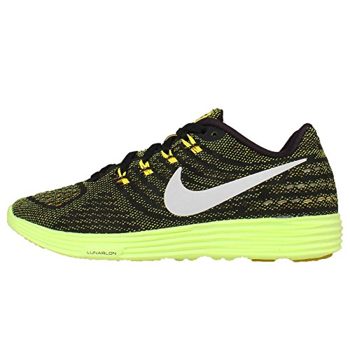 Nike Womens Lunartempo 2 Running Trainers 818098 Sneakers Shoes (US 8.5, Opti Yellow White Black 700)