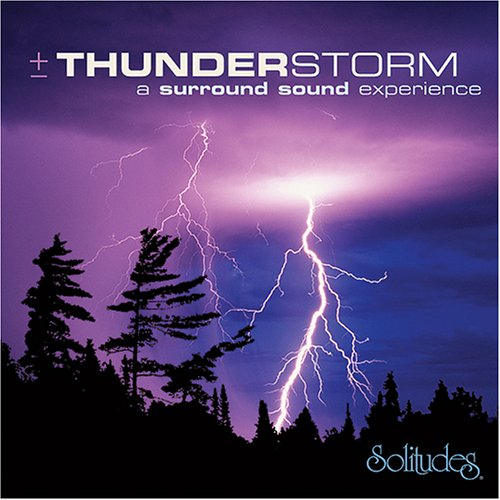 Thunderstorm: A Surround Sound - Outlet Lakes Finger