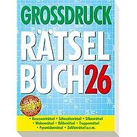 Großdruck-Rätselbuch 26