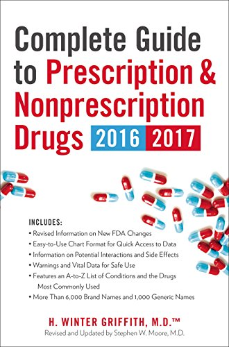 Complete Guide to Prescription & Nonprescription Drugs 2016-2017 ()