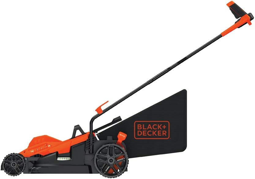 Amazon.com: Black+decker bemw482bh - Cortacésped eléctrico ...
