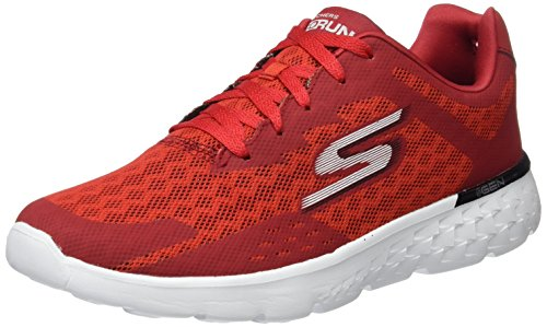 Skechers Go Run 400-Disperse Red Mens Running Size 9M