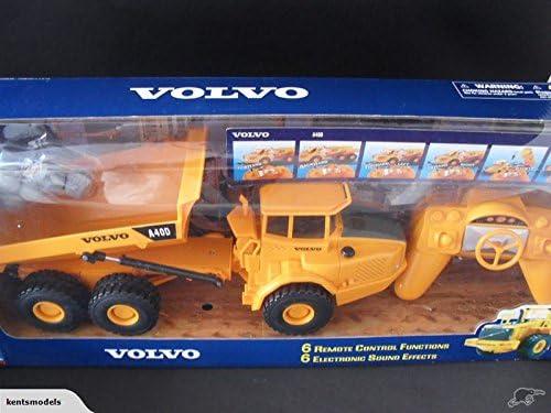 Remote Control Volvo Dump Truck A40D 1:32 Scale
