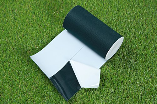 EcoMatrix Artificial Grass Joint Tape, Self-adhesive Seaming Synthetic Turf Tape,Lawn Joint Tape Connecting Artificial Grass Together 6inchx50feet(15cm X 15m)